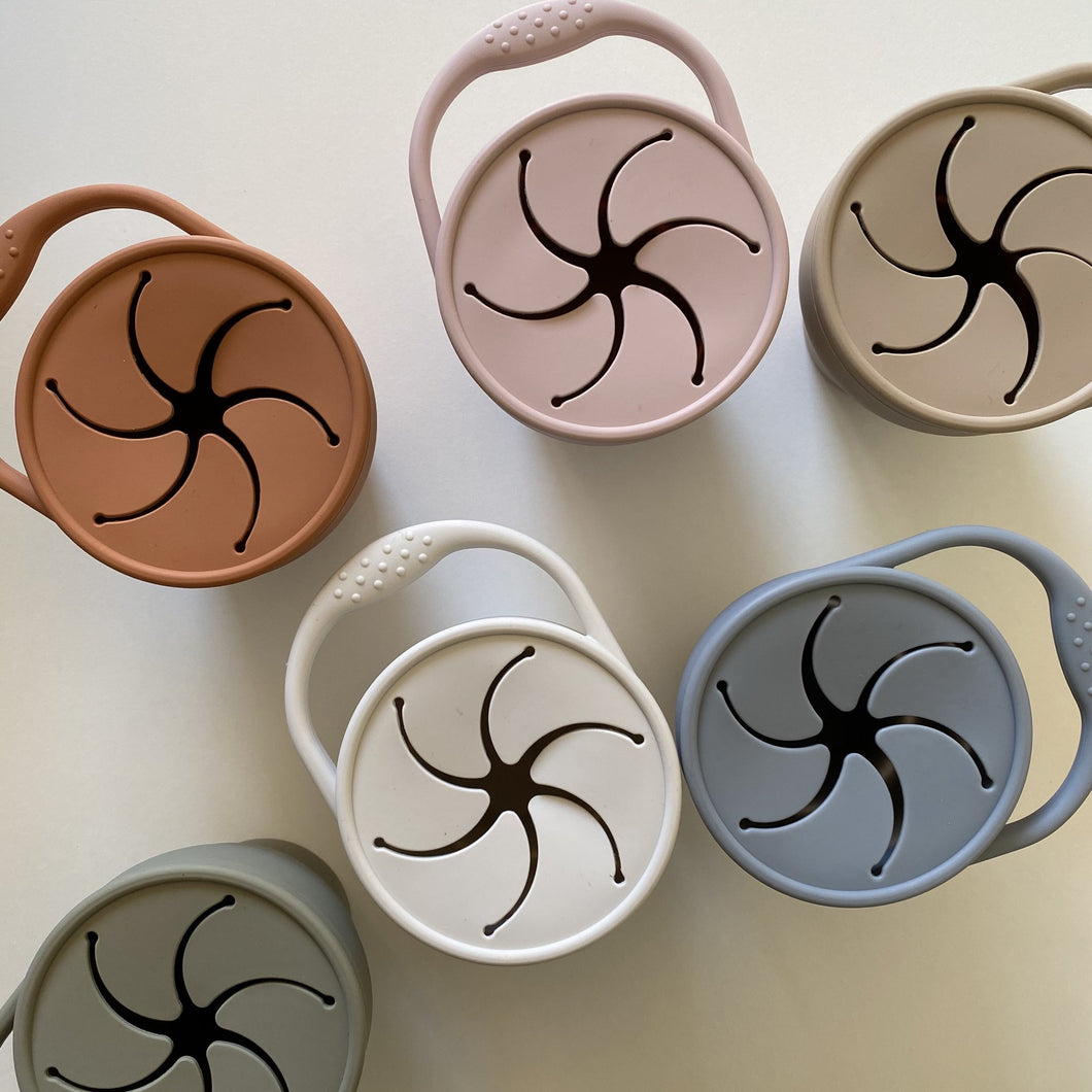 Pre-Order ~ Silicone Collapsible Snack Cups