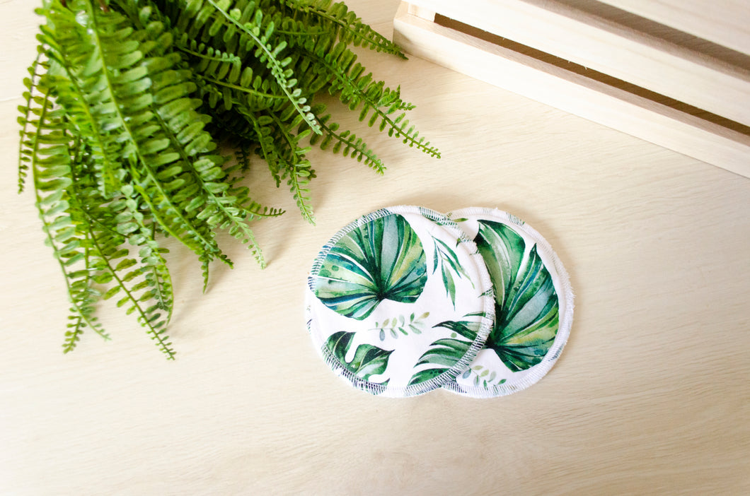Breast Pad - Leaves