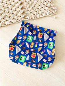 Burp Cloth - Aussie Treats