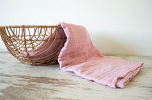 Load image into Gallery viewer, DISCONTINUED - Simple Swaddle - Hand Dyed Muslin
