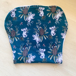 Burp Cloth - Koala Banksia