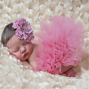 Baby Tutu Skirt Outfit
