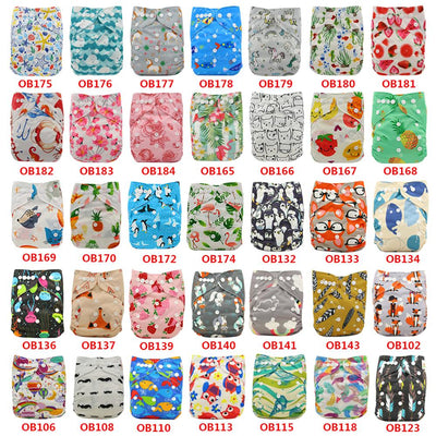 Cloth Diaper Bundles