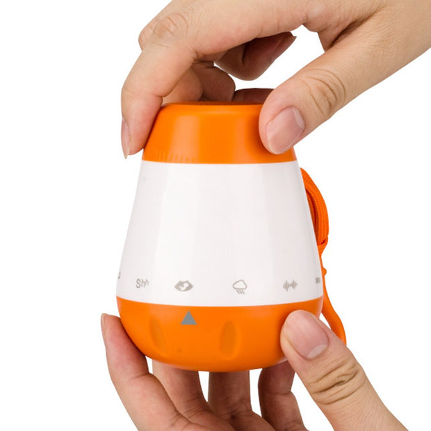 Portable Cry Sensor White Noise Soother Machine
