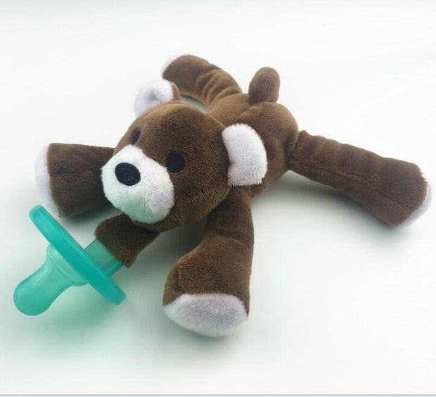 Animal Buddy Pacifier