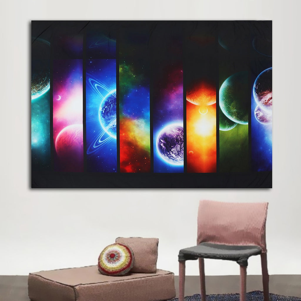 Multi planet Tapestry