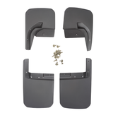 Front and Rear Fender Splash Guards Mud Flaps Mudguard For Jeep Wrangler JL 2018+