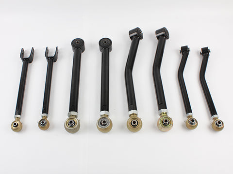 Short control Arms Suspension kits for Jeep Wrangler JK