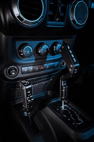 FURY  SERIES NEW  KNOB SETS FOR JEEP WRANGLER JK/JL/TJ