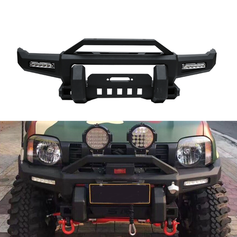 4x4 steel Front Bumper for Suzuki Jimny