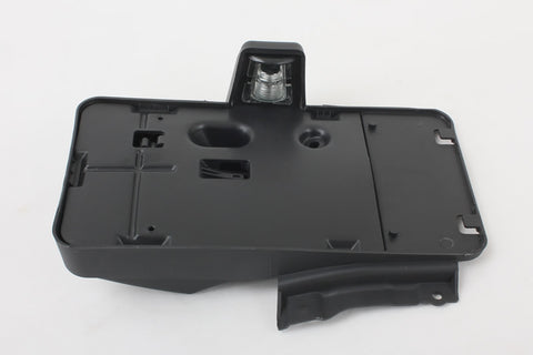 MAIKER Rear License Plate Holder Black Frames Bracket for Jeep Wrangler JK
