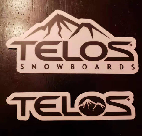 Telos Stickers and Sticker Packs