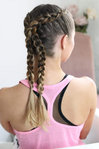 The Best Sports Hairstyles To Last All Day