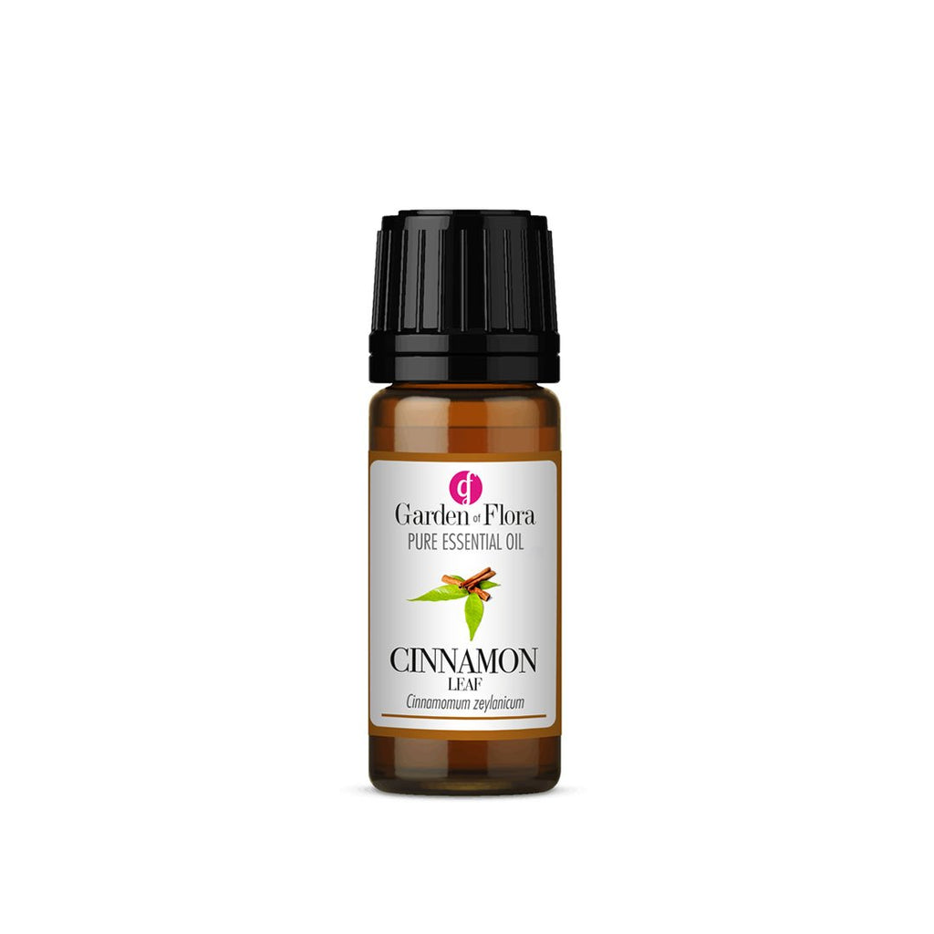 Garden of Flora Cinnamon Leaf Essential Oil 10ml