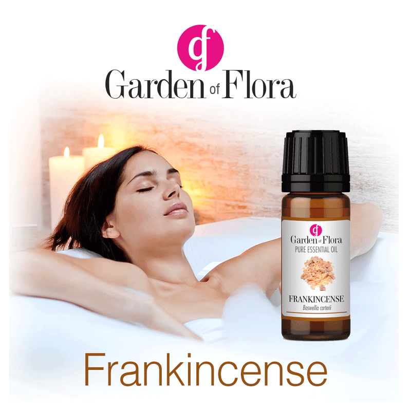 Garden of Flora Frankincense Essential Oil 10ml