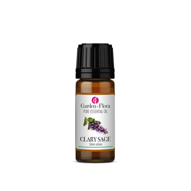 Garden of Flora Clary Sage Essential Oil 10ml