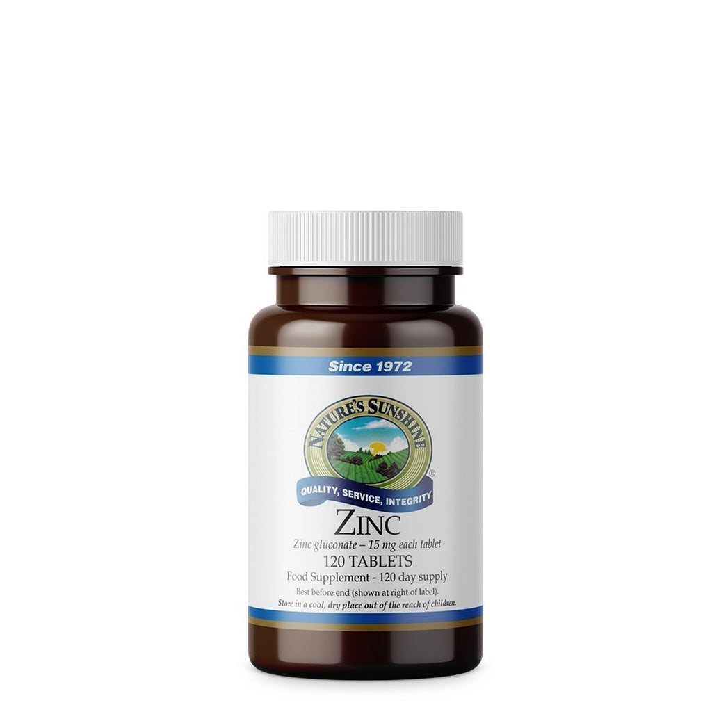 Nature's Sunshine Zinc (120 tablets)