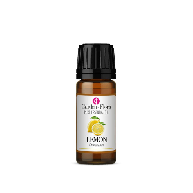 Garden of Flora Lemon Essential Oil 10ml