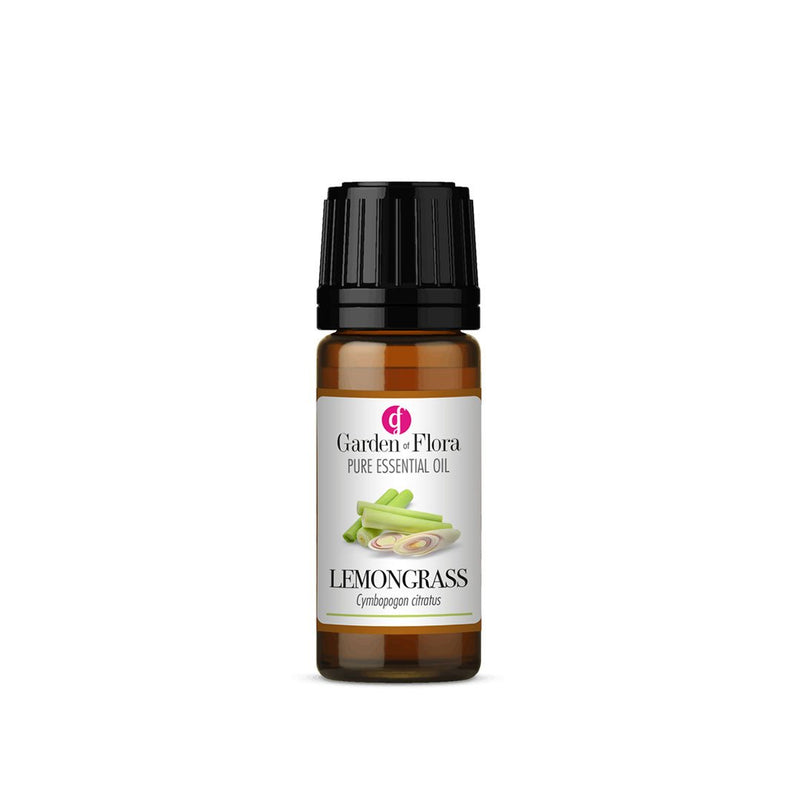 Garden of Flora Lemongrass Essential Oil 10ml