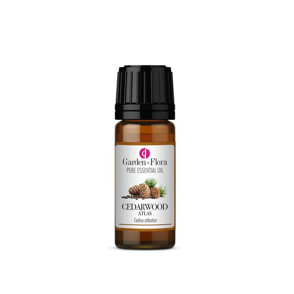 Garden of Flora Cedarwood Atlas Essential Oil 10ml