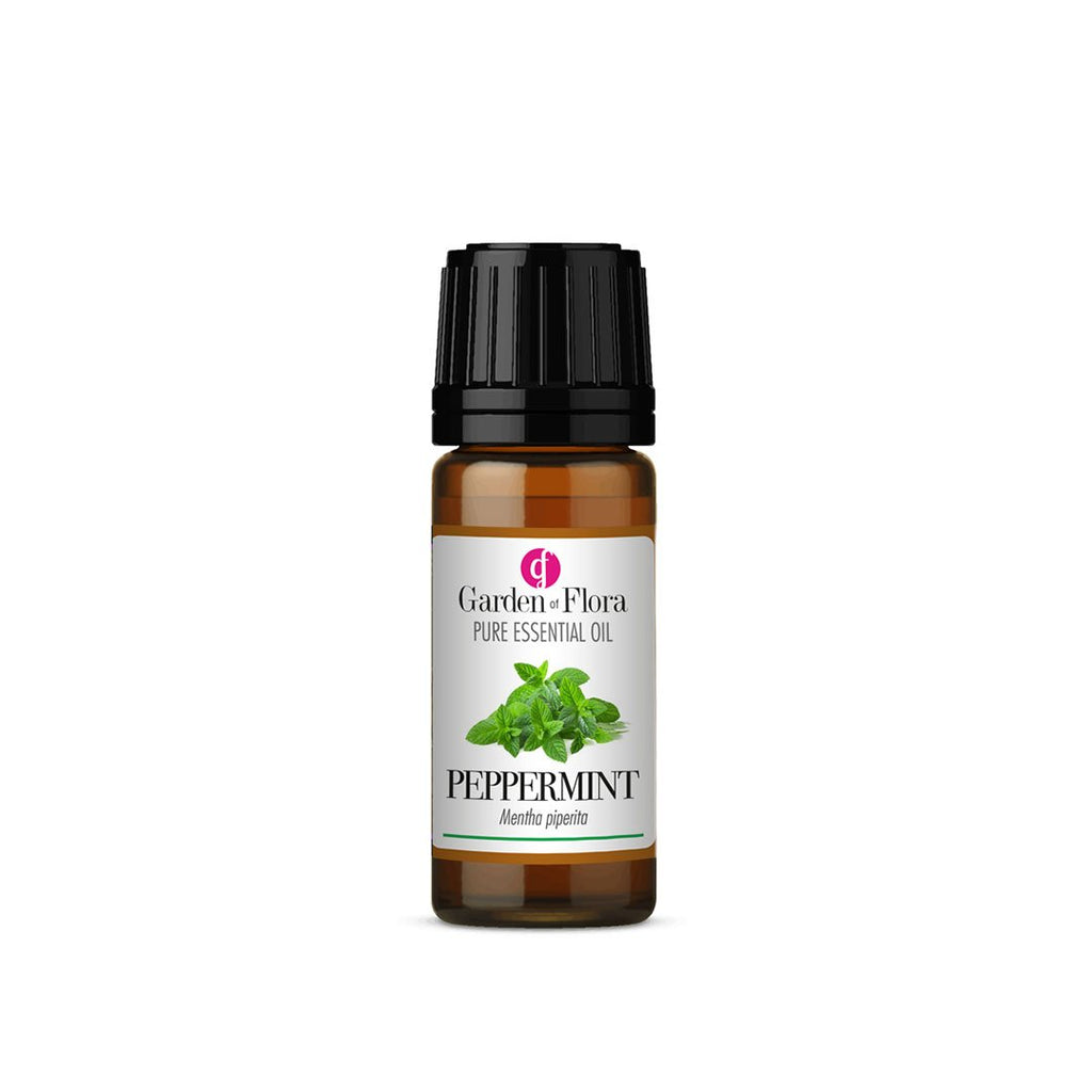 Garden of Flora Peppermint Essential Oil 10ml