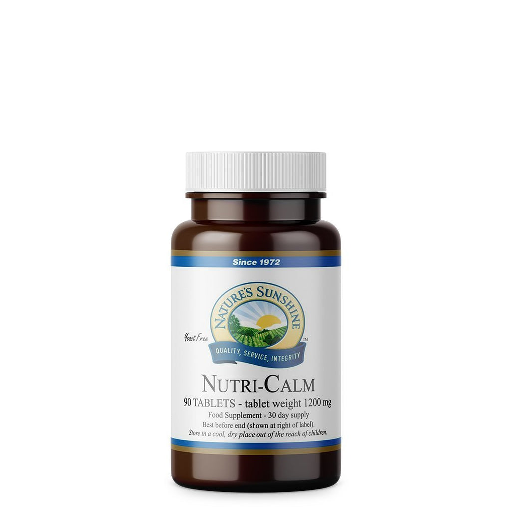 Nature's Sunshine Nutri-Calm (90 tablets)