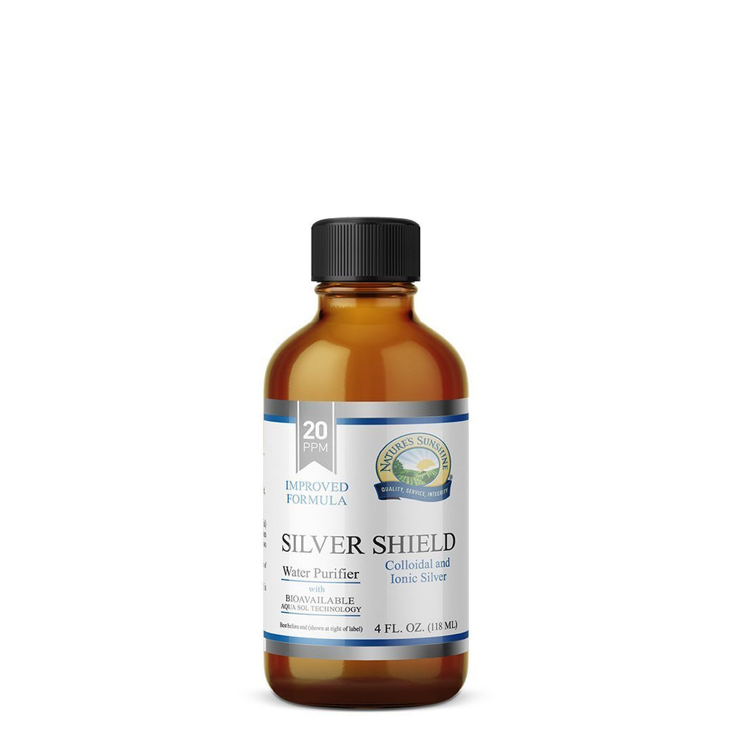 Nature's Sunshine Silver Shield™ Liquid (118ml)