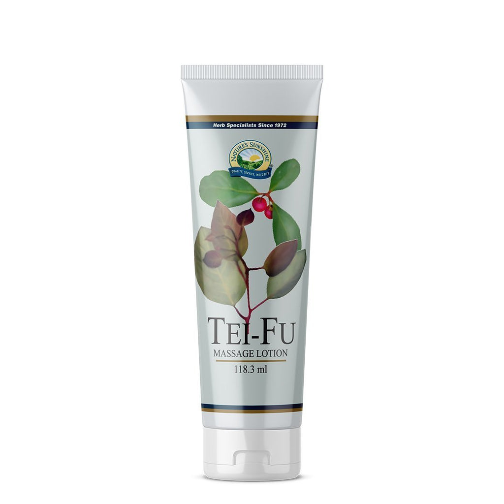 Nature's Sunshine Tei Fu® Massage Lotion (118ml tube)