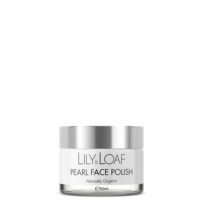 Lily & Loaf Pearl Face Polish (50ml)