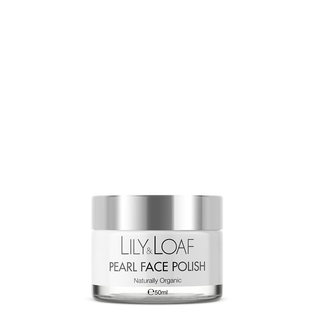 Lily & Loaf Pearl Face Polish 50ml