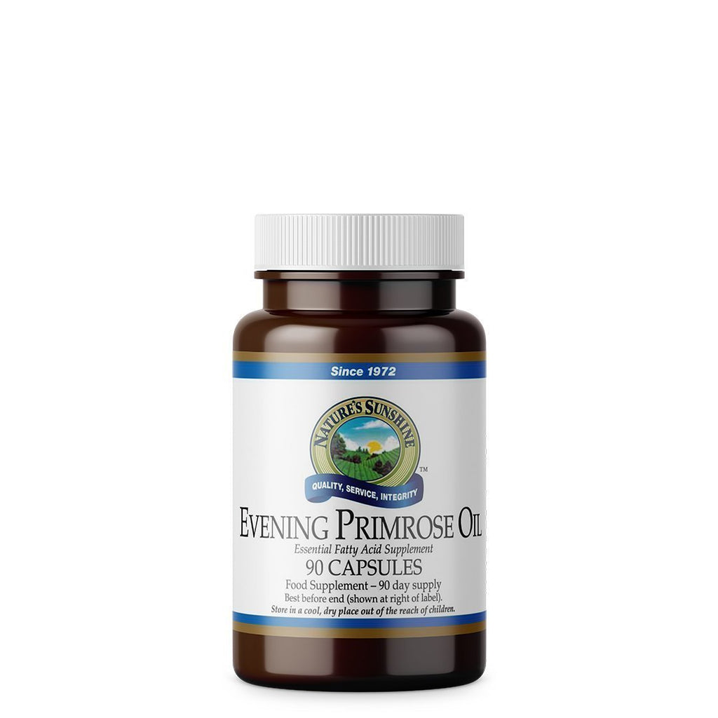 Nature's Sunshine Evening Primrose Oil (90 Softgel Capsules)