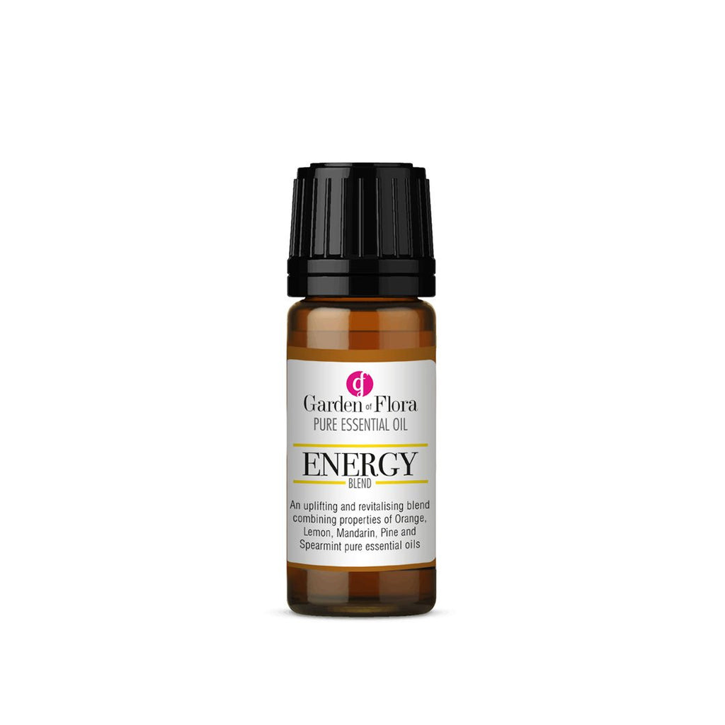 "Garden of Flora ""Energy"" Essential Oil Blend 10ml"