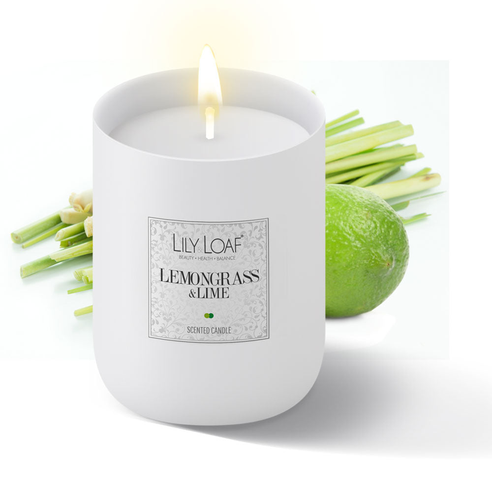 Lemongrass & Lime Candle