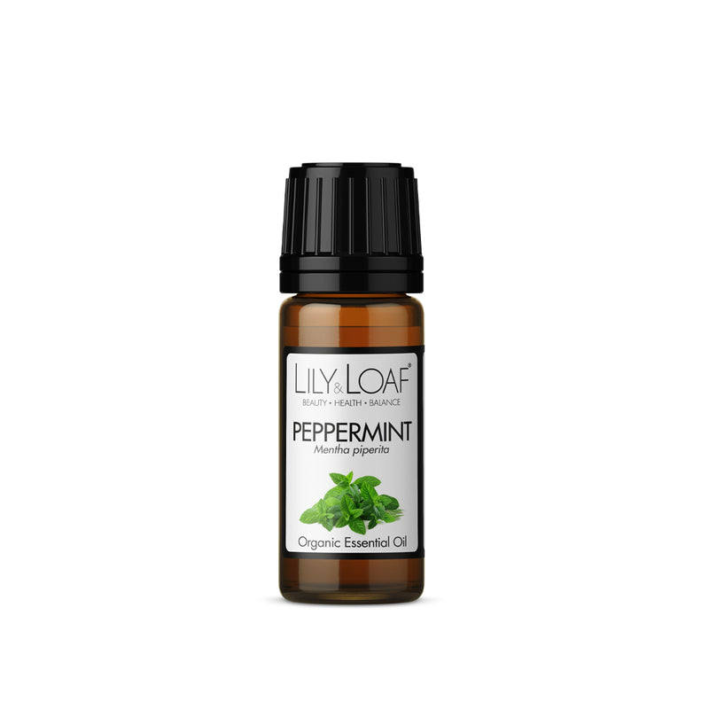 Peppermint 10ml (Organic)