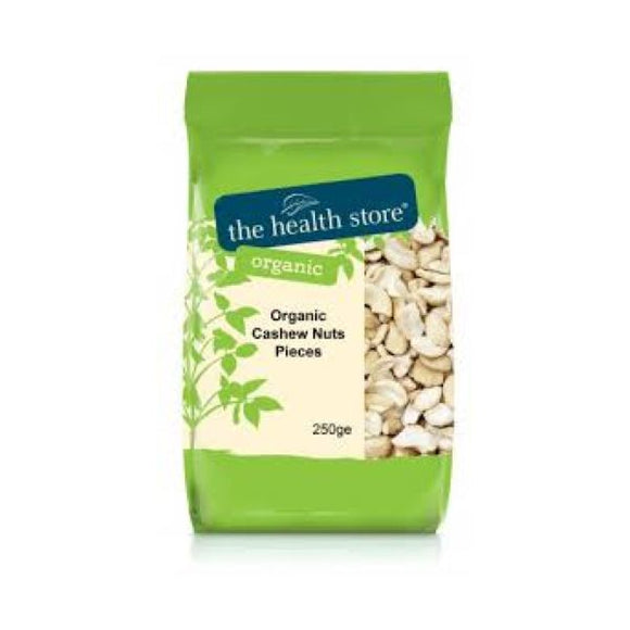 Ths Organic Nuts Organic Cashew Pieces x 6 pack