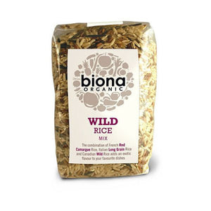 Ths Organic Grains Organic Rice Wild x 6 pack