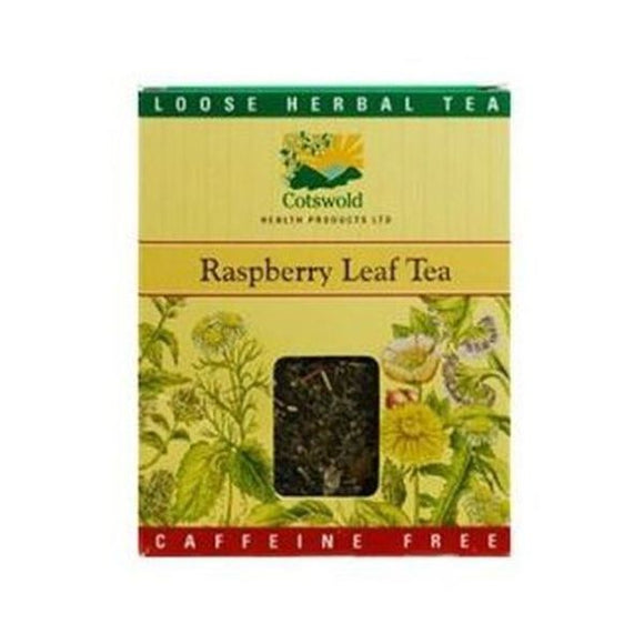 Cotswold Raspberry Leaf Herbal Tea 100g