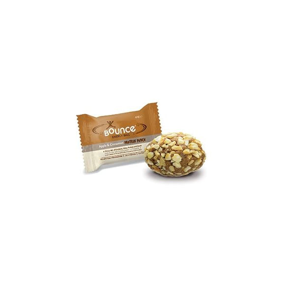 Bounce Apple Cinnamon Protein Punch Energy Ball x 12 pack
