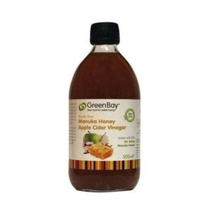 Greenbay Harvest Apple Cider Vinegar with 10+ Honey 500ml
