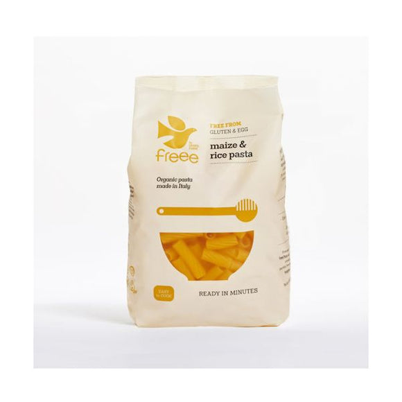 Doves Farm Organic Gluten Free Maize & Rice Tortiglioni