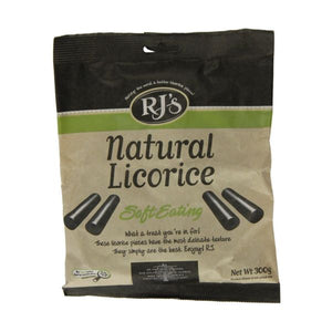 Rj'S Natural Herbal Licorice - Soft