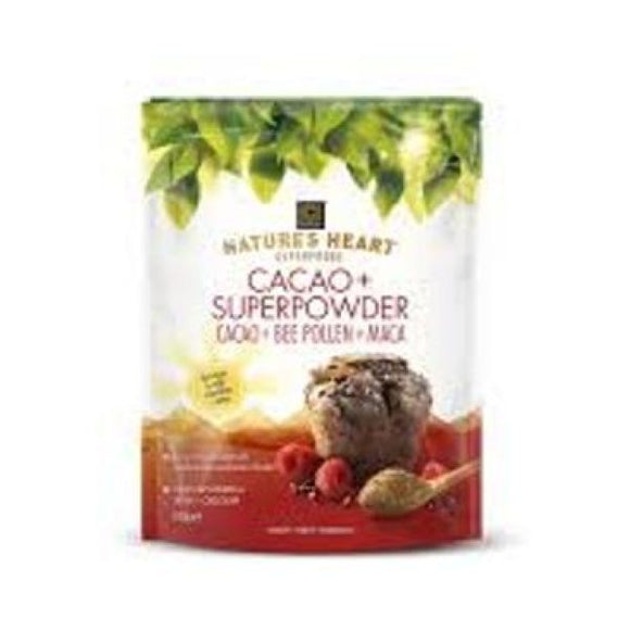 Natures Heart Cacao & Superpowder
