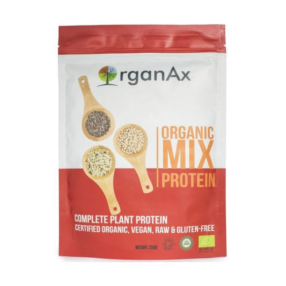 Organax Superfood Organax Superfood Organic Mix Protein 250G
