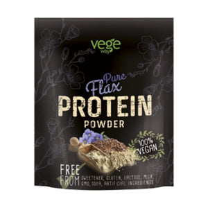 Vegeway Raw Protein Powder Flaxseed 250G x 8