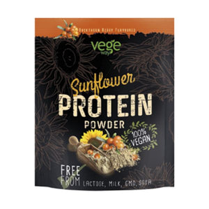 Vegeway Raw Protein Powder Sunflower/Buckthorn 250G x 8