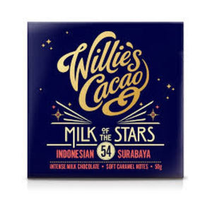 Willie's Cacao Milk Of The Stars 50G x 12