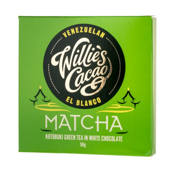 Willie's Matcha 50g  x 12