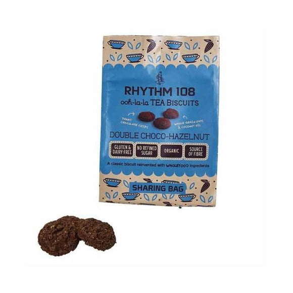 Rhythm Org Double Choc Ha 135g  x 12