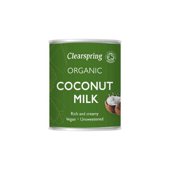 Clearspring Clearspring Organic Coconut Milk 200ml