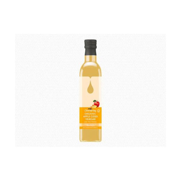 Clearspring Clearspring Org Apple Cider Ging 500ml